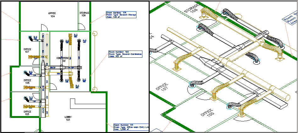 Design Master HVAC Tutorial | Hvac Isometric Drawing |  | Design Master Software